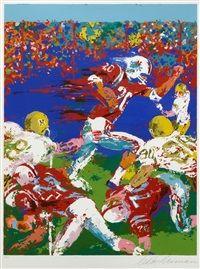 Untitled by LeRoy Neiman