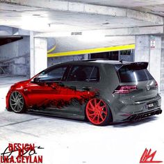 Aren't these wheels round the wrong way? Golf 7 Gti, Volkswagen Polo, Vw Cars, Automotive Photography, Nissan Skyline, Modified Cars, Car Wrap, Top Luxury Cars, Car Decals