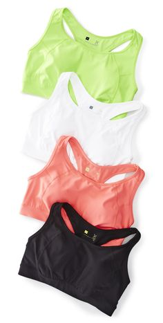 Your workouts are tough—get the support you need with our sports bras from Xersion.