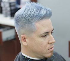 awesome 60 Incredible Hair Color Ideas For Men - Express Yourself Check more at http://machohairstyles.com/best-hair-color-ideas-for-men/
