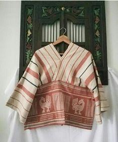 Pin on Textil Muslim Fashion, Ethnic Fashion, Hijab Fashion, Fashion Outfits, Blouse Batik, Batik Dress, Blouse Dress, Batik Fashion, Knit Fashion