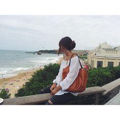 Beautiful Biarritz! With The Talega Tan