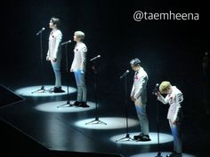 SHINee always 5 forever. Just died a little inside.....
