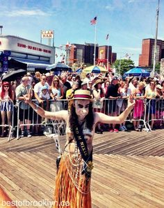 Million Things We Love About Brooklyn | Mermaid Parade 2014!!!