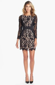 Lace Sheath Dress - love it find more women fashion ideas on www.misspool.com