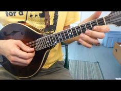 Soldier's Joy (With Tabs) - Mandolin Lesson - YouTube