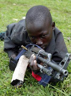 child soldier...it's not OK