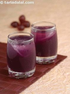 How to ready superb Angoor ka Sherbat recipe Recipes-Cooking-Books-Kitchen-Interior-Jobs-Money Making-Smart Kitchen Appliances-Food Technologies How to ready superb Angoor ka Sherbat recipe Summer Drink Recipes, Sangria Recipes, Summer Drinks, Smoothie Recipes, Juice Recipes, Party Food And Drinks, Fun Drinks, Healthy Drinks, Beverages