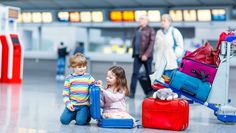 A little advance planning can make air travel with children easier for you -- and help the other passengers enjoy their flights too.