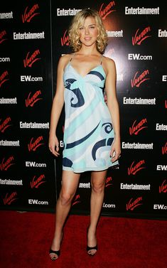 Adrianne Palicki Photos Photos - Actress Adrianne Palicki attends Entertainment Weekly and Vavoom's Network Upfront party at The Box, May 15, 2007 in New York City. - Entertainment Weekly And Vavoom Host Upfront Party