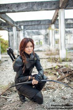 The Hunger Games - Mockingjay (Katniss Everdeen) Costume