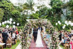 Casamento na Locanda Della Mimosa: Alexandra Barcelos + Leonardo Vidal - Constance Zahn | Casamentos