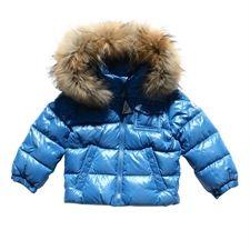 Moncler Baby 'K2' Down Fur ...