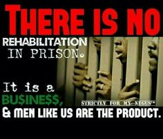 Watch the 13th on Netflix  It's the new slavery. There are 2 million black men incarcerated in the U.S. today more than there was in slavery. WAKE UP!!!