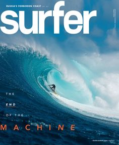 Check out our January issue, featuring Shane Dorian on the cover and a look at the next stage in big-wave surfing. #surfer #surferphotos