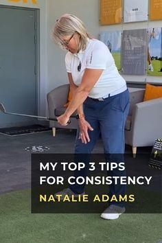 Girls Golf, Ladies Golf, Short Game Golf, Golf Attire, Golf Instruction, Golf Tips For Beginners, Golf Channel, Golf Lessons, Online Coaching