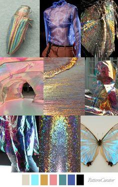 PRISMATIC GOLD (relacion con la tendencia de los invertebrados, insectos..)