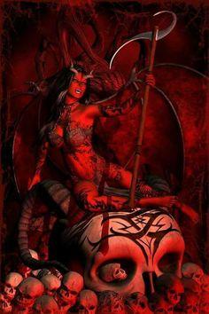 fantasy and science fiction Dark Fantasy Art, Fantasy Girl, Fantasy Art Women, Fantasy Kunst, Fantasy Artwork, Dark Art, Arte Horror, Horror Art, Art Noir