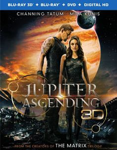 """JUPITER ASCENDING - Say what you want to about the Wachowskis, but you cannot say they aren't trying to give cinemagoers something different. However, they are still shackled by the success of """"The Matrix,"""" and if what they deliver does not click like that movie from 16 years ago, they are crucified and rejected. I have more faith in these two, and they haven't let me down yet."""