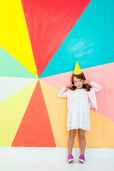 Number Party Hats DIY | Oh Happy Day!
