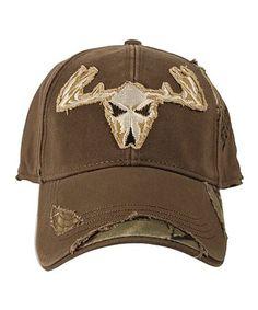 1b8f27b1003 Loving this Buck Wear Prairie Dust Bone Baseball Cap on
