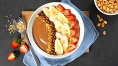 Chokolade & Fruit bowl