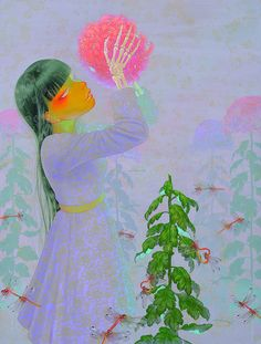 """Preview: """"Japanese Human Sensors"""" Curated by Gallery Kogure at Jonathan LeVine Gallery 