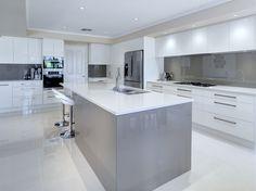 Open space kitchen d