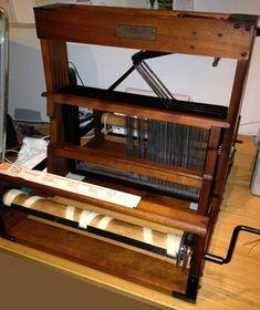 "Artcraft Structo 14"" weaving width 4-shaft loom"