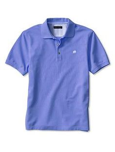Pick a nice polo to wear with your favorite khakis or dess pants