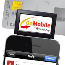GoMobile by NorthPay is a secure mobile payment solution that is both convenient and affordable. Simply swipe your client's card and process payments immediately! Mobile Credit Card, Technology, Cards, Products, Tecnologia, Tech, Maps, Engineering, Playing Cards