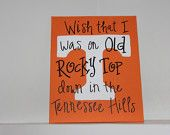 Gonna make some with UT colors, some with UK...great Christmas gifts!!!!