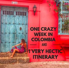 1 Week in Colombia and 1 Hectic Itinerary: Bogota, Medellin, Cartagena