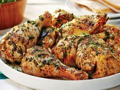 Prepara el pollo al orégano más delicioso