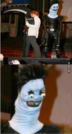 Cursed Images Discover Death Note is coming to America as a live movie? Crunchyroll - Forum - Death Note is coming to America as a live movie? - Page 2 Stupid Funny Memes, Funny Relatable Memes, Haha Funny, Anime Meme, Death Note Funny, Funny Images, Funny Pictures, Quality Memes, Cursed Images