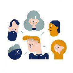 Idris van Heffen | Illustration | Print | Shop-around.nl