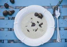 Puzzle Israel recipe for Onion & Chestnut Cream Soup
