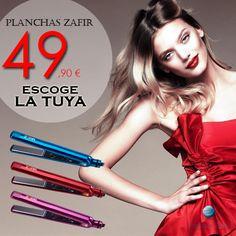 Escoge tu plancha Zafir de @asuergroup, a un precio irresistible. Que color te gusta mas?