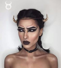 Zodiac make up! ☽☯☾magickbohemian