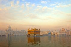 The Golden Temple (© Adrian Pope/Getty Images)