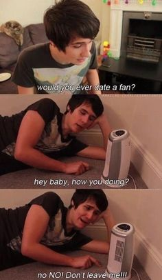 Haha Dan :) So here's a question, if I had a fandom name, what would it be called? Just curious to see what you think :) My name's Isabelle, but you can use my nicknames like Iz or Izzy! Please comment! xx