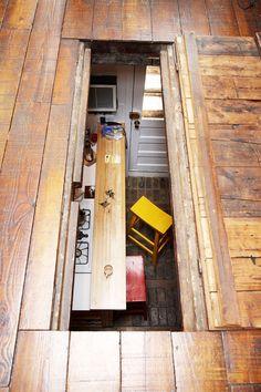 Trapdoor To Basement Build A Trapdoor Into Your Basement
