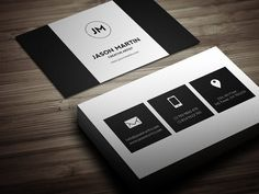 Super Metro Business Card by bouncy on @creativemarket