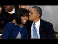 Tin nóng trong ngày - Tình yêu mãnh liệt của vợ chồng OBAMA khi ở tuổi 6...