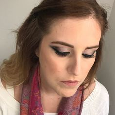 "34 Likes, 2 Comments - Katie May (@katiemay_mua) on Instagram: ""#lighttodark #eyes for this gorgeous girlie @sbean1990 #makeup #lashes #bankholiday #weekend…"""