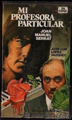 Serrat y sus canciones en el cine.