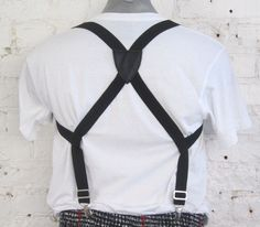 ROJAS harness suspender by rojasclothing on Etsy, $34.00