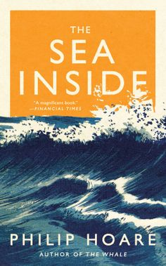 The Sea Inside cover illustrated by Joe Lyward for Melville House