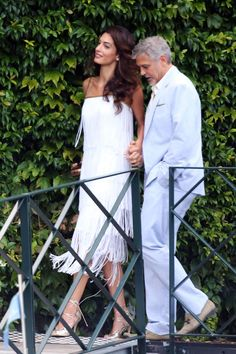 Amal Clooney Best Style Moments - Amal Clooney Fashion Photos
