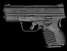 Springfield XDs - single stack .45ACP subcompact. Might be able to displace my .380 with something like this...